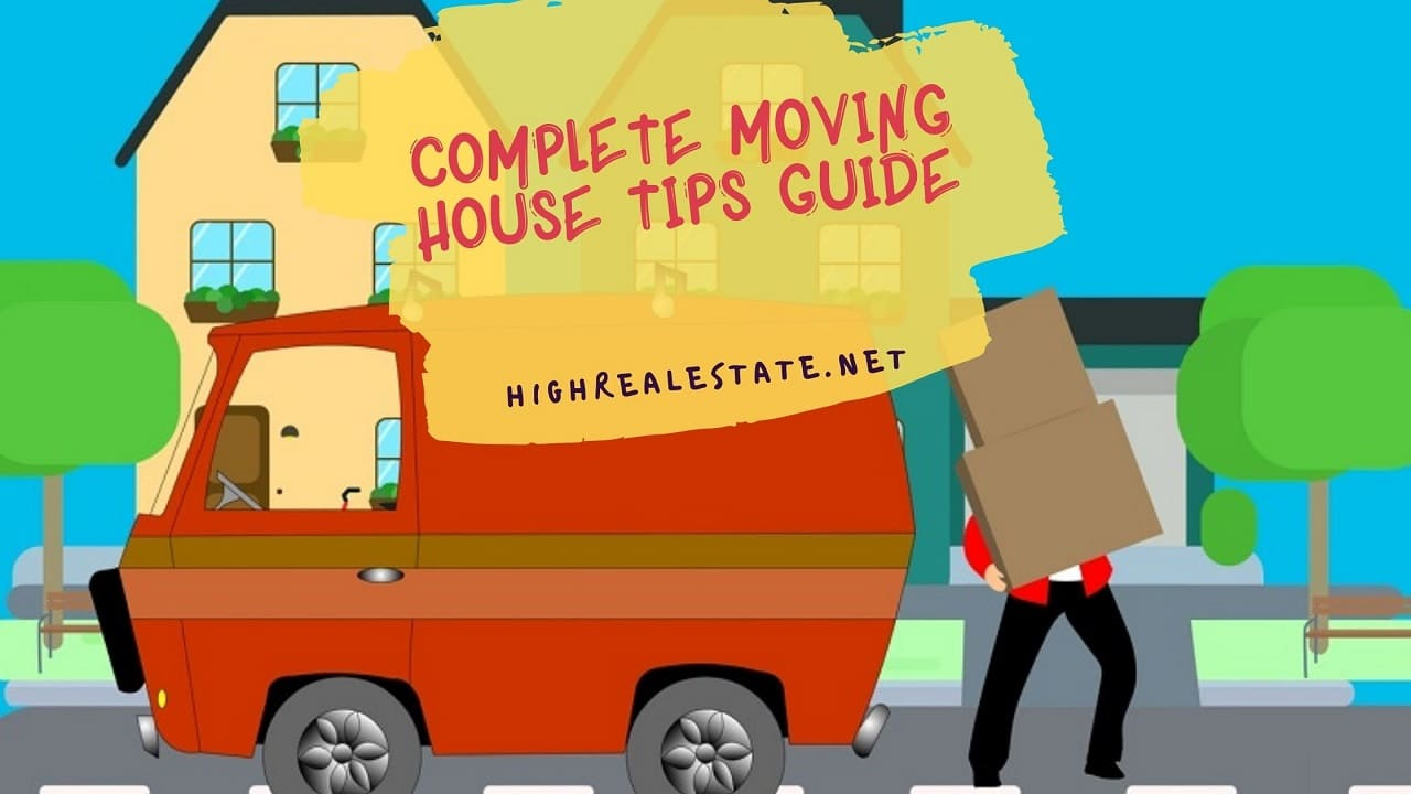 Complete Moving House Tips Guide