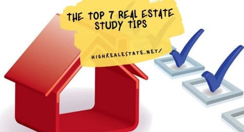 The Top 7 Real Estate Study Tips